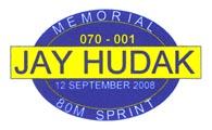 2008 Jay Hudak Memorial 80m Sprint