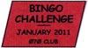 2011 BINGO Jan