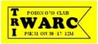 TRI-WARC pennant. Work three different stations on each of the WARC  bands (3ØM, 17M and 12M) for a total of 9 contacts.