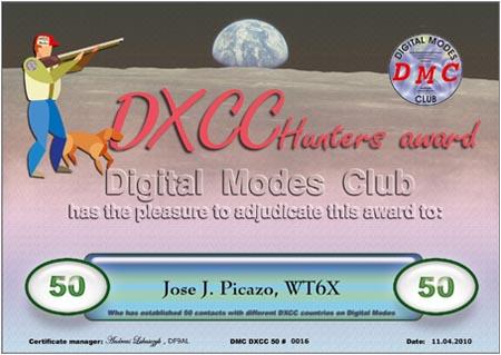 DXCC-050 WT6X