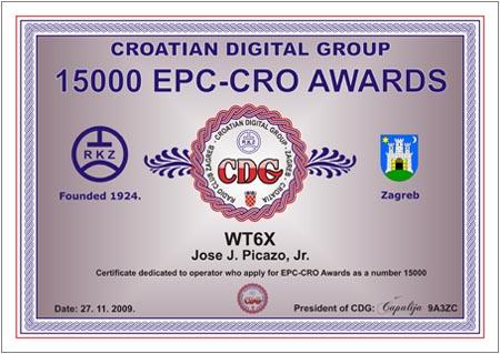WT6X 15000 CDG