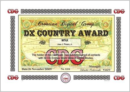 WT6X DXCA 50