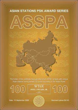 ASSPA-100