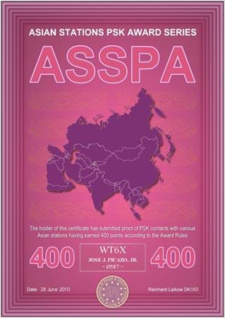 ASSPA-400