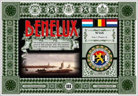 WT6X BENELUX III