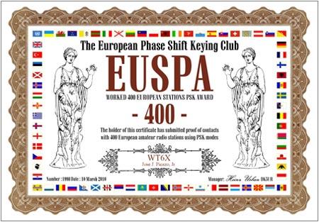 WT6X EUSPA 400