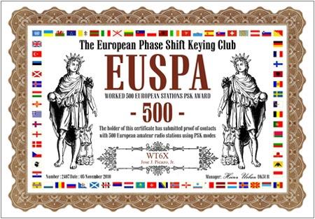 WT6X EUSPA 500