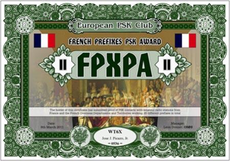 WT6X FPXPA II