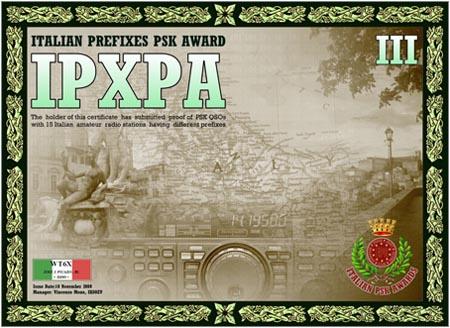 WT6X ITPA IPXPAIII
