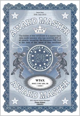 WT6X MASTER 1 STAR