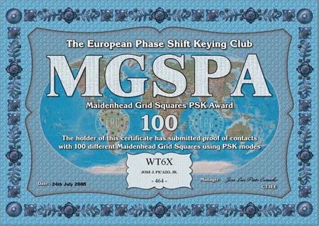 WT6X MGSPA 100