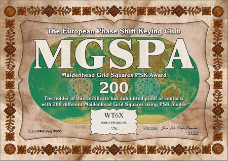 WT6X MGSPA 200