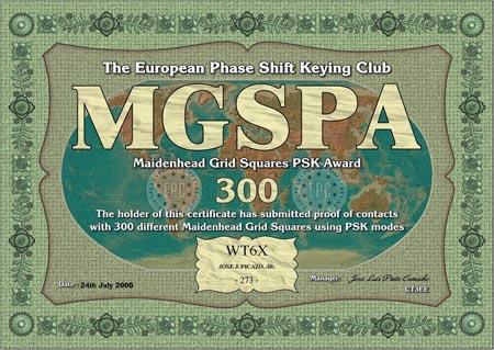 WT6X MGSPA 300