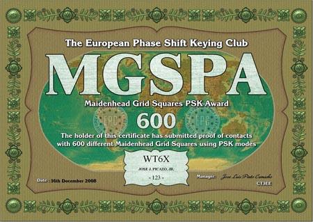 WT6X MGSPA 600