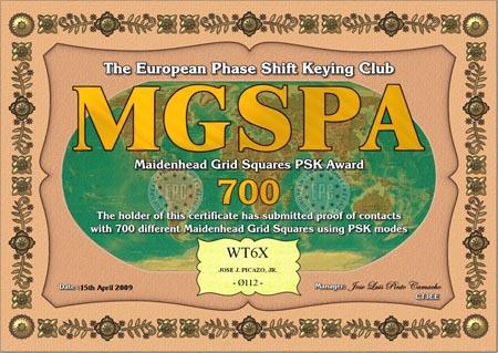 WT6X MGSPA 700