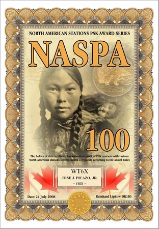 WT6X NASPA100