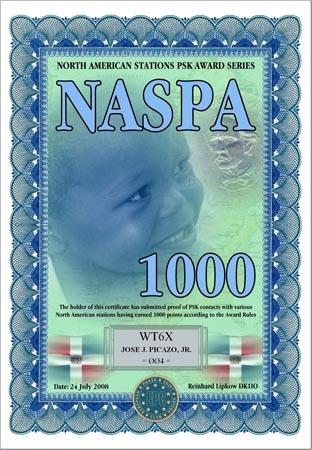 WT6X NASPA 1000