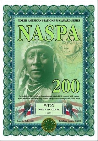 WT6X NASPA 200
