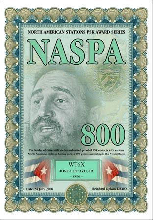 WT6X NASPA 800