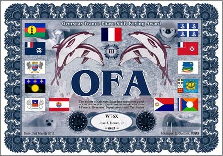 WT6X OFA III