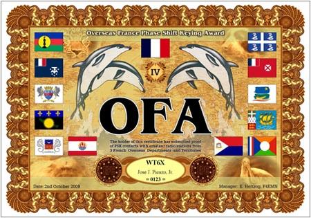 WT6X OFA IV