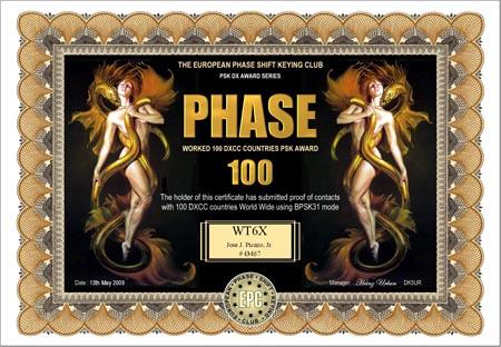 WT6X PHASE 100