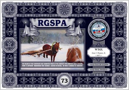WT6X RGSPA 73
