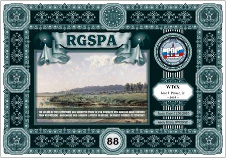WT6X RGSPA 88