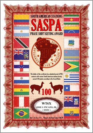 WT6X SASPA 100