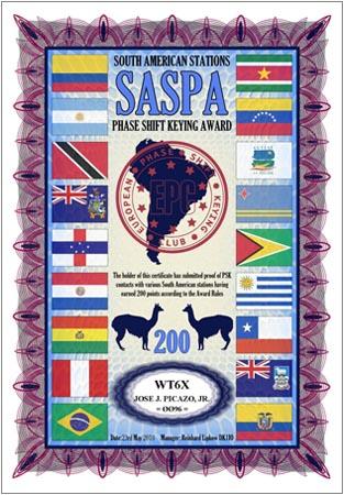 WT6X SASPA 200
