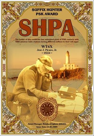 WT6X SHPA 1000