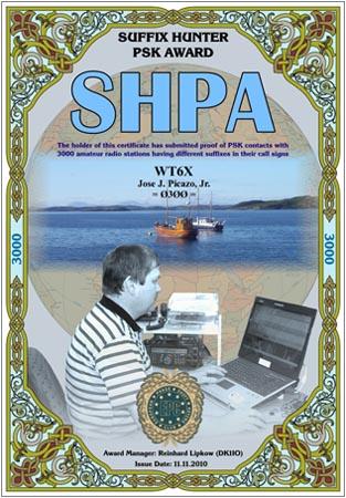WT6X SHPA 3000