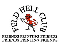 THE FELD HELL CLUB - FH #961