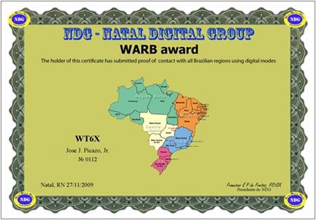 WT6X WARB